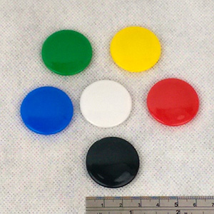 30mm Magnetic Stone